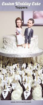 Custom Figurines From Your Photos Wedding Cake Toppers