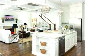 kitchen island chandeliers chandelier lighting height over