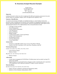 Business Analyst Sample Resume 60 Cool Samples of Business Analyst Resume Example Pinterest 17