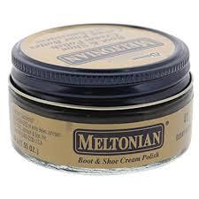 Meltonian Boot And Shoe Cream Polish 1 55 Ounces