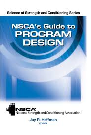 Nsca Program Design Pdf Nscas Guide To Program Design Ebook Strength And
