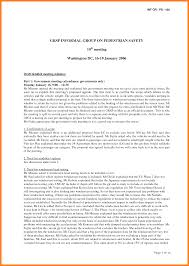 Business Report Layout Example Business Report Layout Example Writing Format Capable Pics So 8