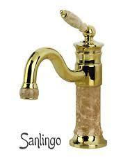 gold bathroom taps ebay. bath washbasin wash bowl single lever water tap rotatable gold marble sanlingo bathroom taps ebay