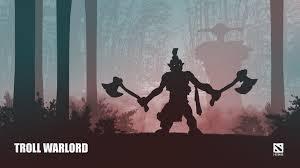 dota 2 wallpaper troll warlord by hekkcz on deviantart