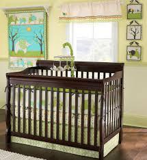 enchanting baby nursery room design with girl jungle baby bedding good looking green baby girl