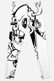 hatchet drawing black and white by sticker