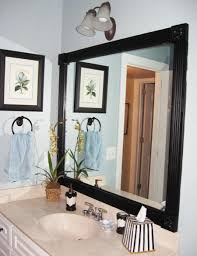 Diy mirror frame ideas Wooden Enchanting Diy Bathroom Mirror Frame Ideas And 28 Framing Bathroom Mirror Ideas Diy Mirror Frame Tips Nammuinfo Enchanting Diy Bathroom Mirror Frame Ideas And 28 Framing Bathroom