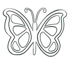 Simple Coloring Pages For Preschoolers Simple Coloring Pages For