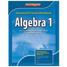 Homework Help for Equations Text Glencoe Mathematics  Applications and  Concepts Florida Edition Course   Chapter   Lesson    Practice Skills  Workbook For