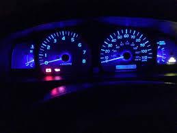 Toyota Pickup Led Dash Lights 2004 Tacoma Dash Light Led Conversion Tacoma World