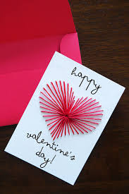 28 Diy Valentines Day Cards Homemade Valentines