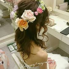 花嫁さん注目ウェディングは髪型にこだわるべしレングス別ヘア 花嫁