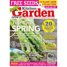 Kitchen Gardener Magazine Kitchen Garden
