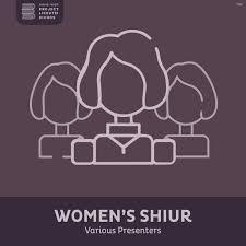 Sicha Women's Shiur