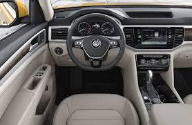 2018 volkswagen tiguan interior. beautiful tiguan 2018 volkswagen atlas interior dashboard steering wheel and tiguan b