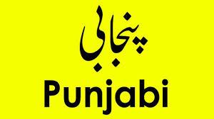 Punjabi Language Mind Your Language Daily Times