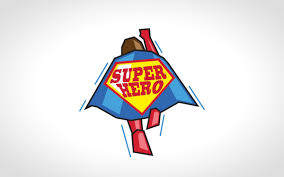 Image result for superhero logos students