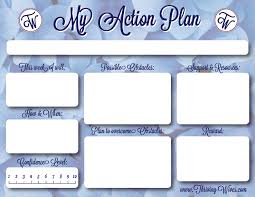 Life Planning Templates Best Photos Of Template Of Vision Plan Goals Goal Action