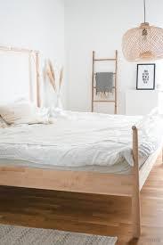 Schlafzimmer Ideen Einrichten Deko Pflanzen Natuerlich Pampasgras
