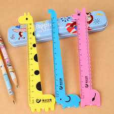 <b>New Arrival</b> 1PC <b>Creative</b> Straight Ruler Plastic Kawaii Tool ...