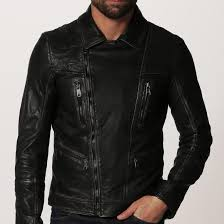 leather jacket for men 100 genuine leather at rates