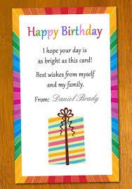 Free Birthday Card Templates E Commercewordpress