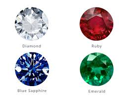 Semi Precious Stone Color Chart Precious Stones Vs Semi Precious Stones What Are The