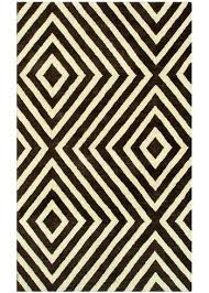 geometric rug pattern. Black White Geometric Rug Design Prints Are My Fave Pattern
