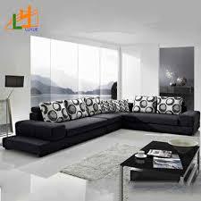 latest fabric sofa set designs. Unique Fabric Latest New Design Modern Sofa Set Home Furniture 2018 Fabric Corner Throughout Latest Fabric Sofa Set Designs E