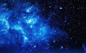 72+ Blue Universe Space Wallpapers: HD ...