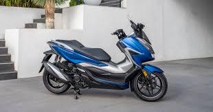 2021 Honda Forza 350 and Forza 125 scooters revealed - paultan.org