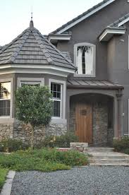 exterior stucco paint reviews. home sweet home! theres my stucco!!-grey stucco house with stone- · colorsstucco housesgrey housesexterior paint exterior reviews