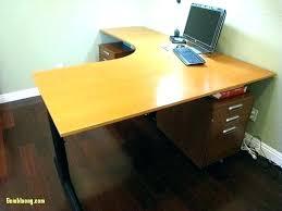 diy corner desk l shaped computer desk full image for corner desks with file l shaped