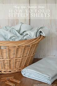 fold fitted sheet why you should know how to fold a fitted sheet anderson grant