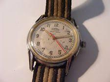 vintage watches antique watches vintage roamer military style men s hand wind watch non runner spares restore