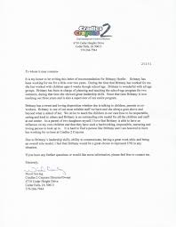 daycare letter of recommendation recommendation letter 2017 letter of recommendation for child care provider