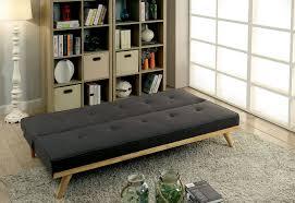 lyra 4221gy gray mid century modern futon mid century modern futon r1