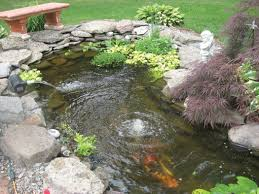 and circulate water in water gardens and koi ponds aeration provides