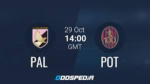 Palermo - Potenza Odds, Stats & Live Score + Stream