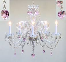 ceiling fan with crystal chandelier light kits bead kit