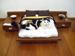 mini furniture. mini bedroom for cat furniture