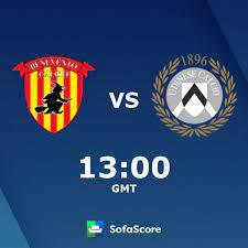 Benevento Udinese Live Ticker und Live Stream - SofaScore