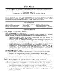 Senior Analyst Resumes Stunning Business Analyst Resume Sample Doc
