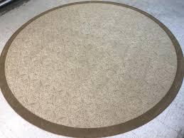 10 foot round rug photo of strictly custom carpets mesa united states sisal 8 x area