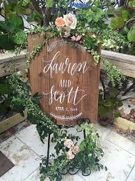 love the idea of a sign like this at the entrance of the wedding personalized wooden wedding sign rustic wedding sign farmhouse home decor 30x22