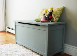 diy modern wooden toy box with lid a stepbystep tutorial