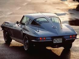 FAB WHEELS DIGEST (F.W.D.): 1963 Chevrolet Corvette Sting Ray C2 ...