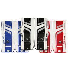 Mylec Goalie Pads Size Chart Details About Bauer Prodigy 2 0 Goalie Leg Pads Youth Various Colors 1045843
