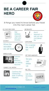 how to become a career fair hero infographics hr in asia how can this help me