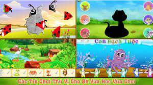 Dong Vat Cho Be - Dạy Bé Học Thế Giới Động Vật for Android - APK Download